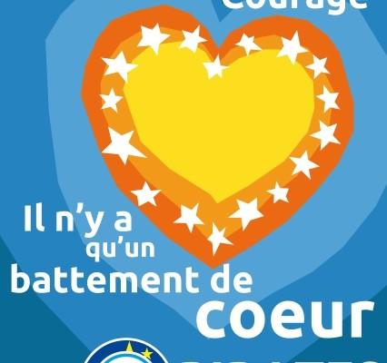 affiche peur et courage PP FR